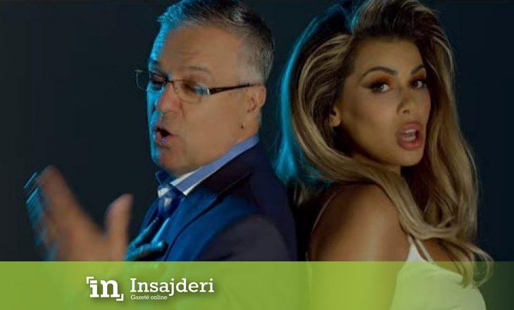 Dani vjen në bashkëpunim me një tjetër këngëtare shqiptare