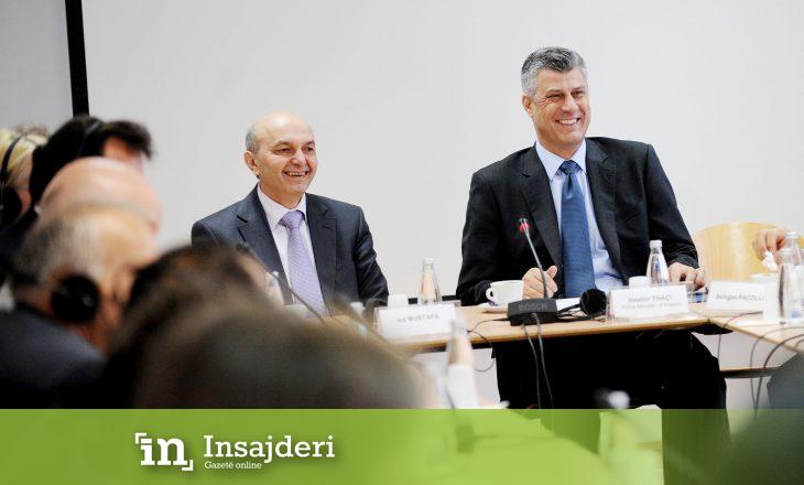 Isa Mustafa përfshihet në debatin Thaçi – Berisha, presidenti i përgjigjet