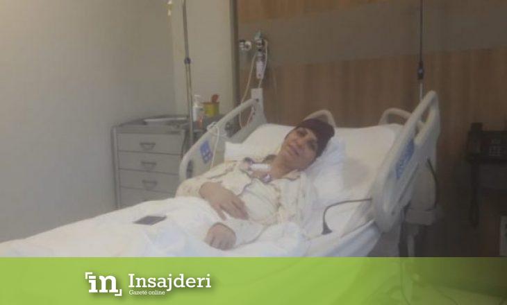 Deputeti grumbullon 80 mijë euro për shërimin e Edita Gjikollit