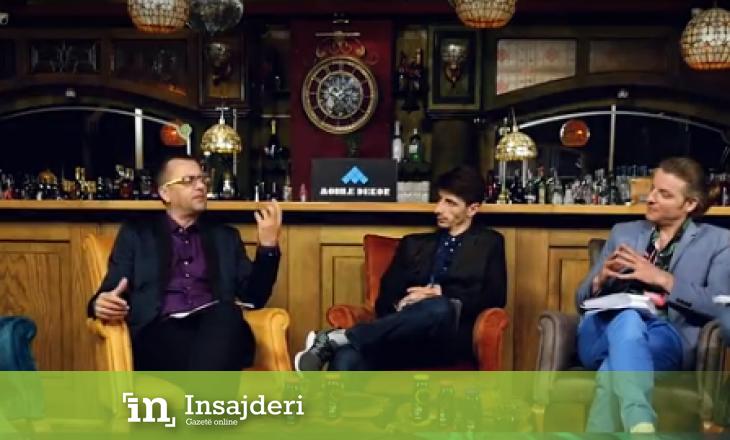 """Akademikët e """"Ekspertizës"""" analizojnë Armend Rexhepagiqin – Shikoni episodin e ri"""