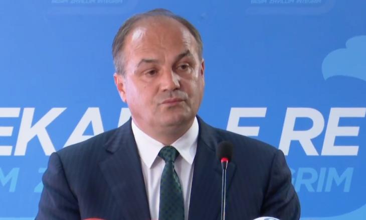 Hoxhaj nga Tirana: PDK do të udhëheq qeverinë e ardhshme të Kosovës