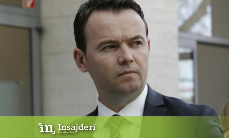 Fton Peci: Vota ndaj Vjosa Osmanit përcaktuese për LDK-në