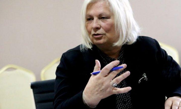 Flora Brovina ftohet nga Prokuroria, thotë se nuk u manipulua për fotografinë e publikuar