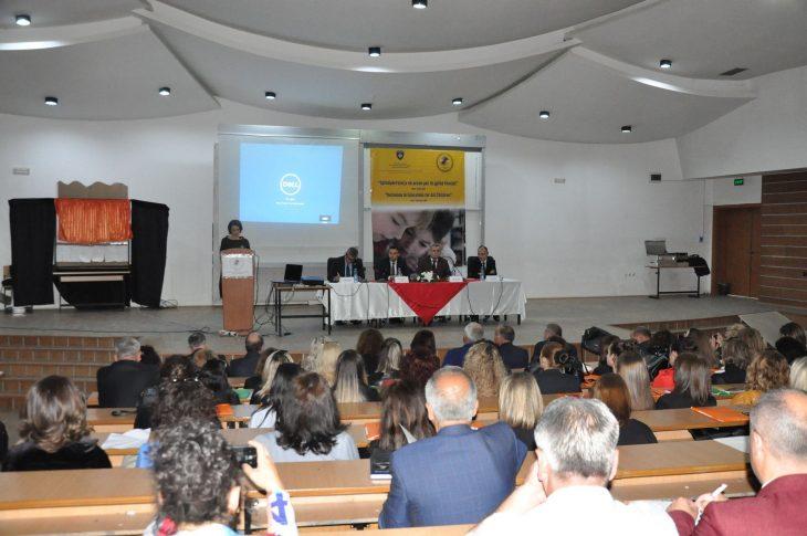 Ministri Bytyqi mori pjesë në konferencën  Gjithëpërfshirja në arsim për të gjithë fëmijët