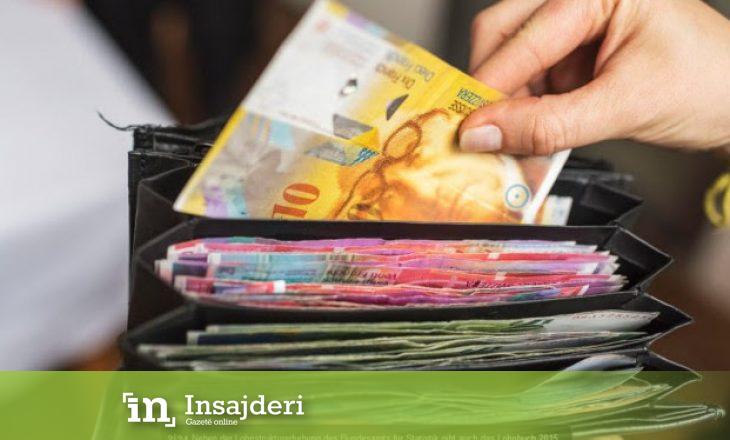 A do të ndërhyjë Banka Qendrore Zvicerane në treg pas rritjes së frangut