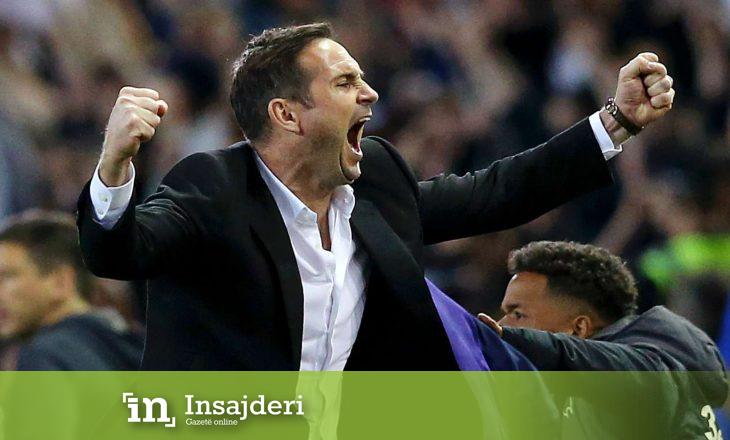 Pas fitores së madhe, Lampardi mund të kthehet në Chelsea
