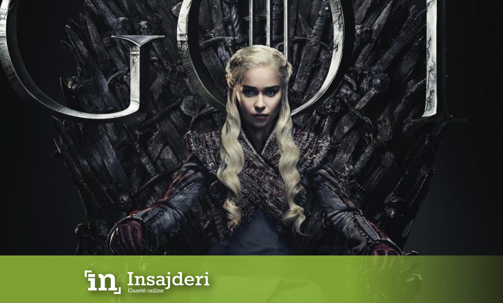 Episodi i fundit i serialit 'Game of Thrones' thyen rekordin e shikueshmërisë