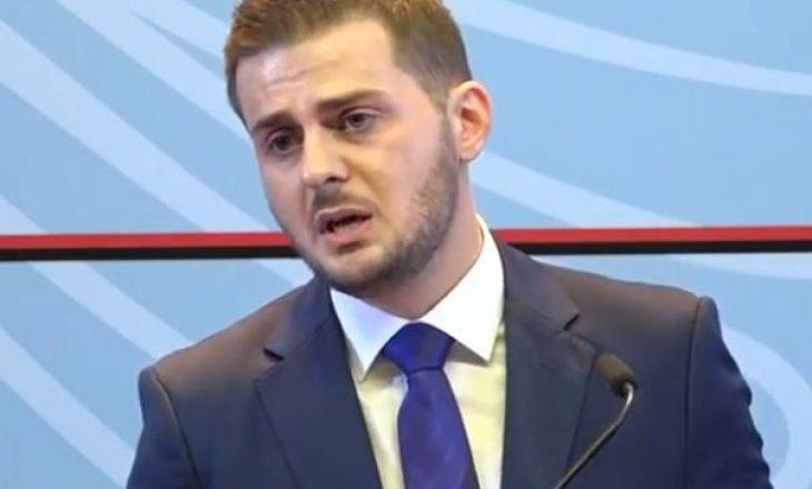 Gent Cakaj: Kur është në pyetje UÇK-ja duhet të reagojmë si komb