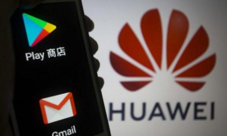 Google anulon vendimin për të mos bashkëpunuar me Huawein