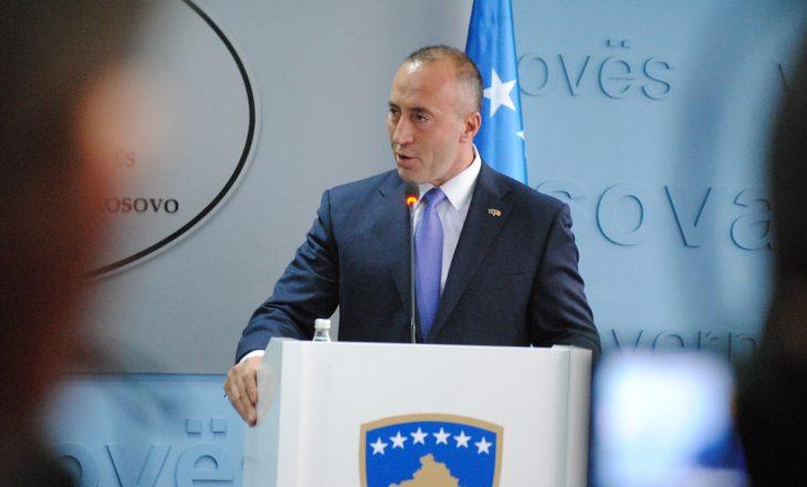Haradinaj deklarohet rreth rastit për fajde ku përmendet emri i Kadri Veselit