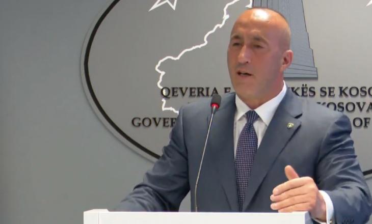 A do t'i vendos Qeveria taksë 100% Shqipërisë? Përgjigjet kryeministri Haradinaj