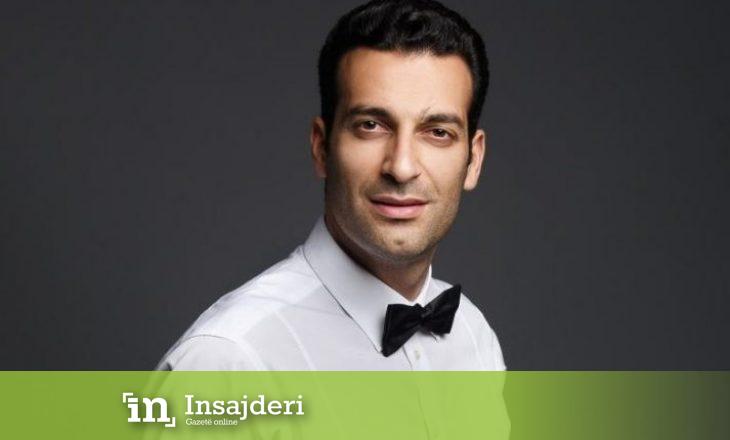 Ramë Lahaj takohet me aktorin e njohur botëror