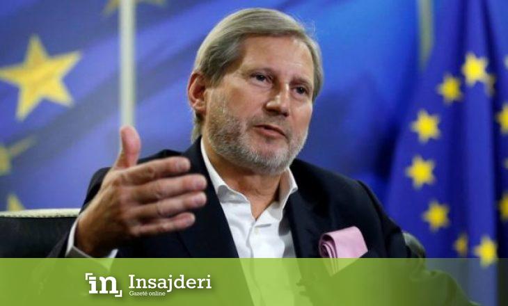 Hahn paraqet raportin për Ballkanin Perëndimor më 29 maj