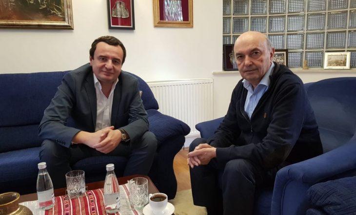 LDK dhe VV të bashkuar për rrëzimin e qeverisë – a do të kërkojnë ndihmë tek Lista Serbe?