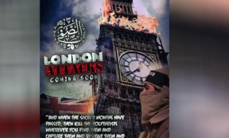 ISIS paralajmëron sulme në Londër dhe New York