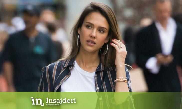 Aktorja e famshme ndaloi të hante ushqim në moshën 20 vjeçare