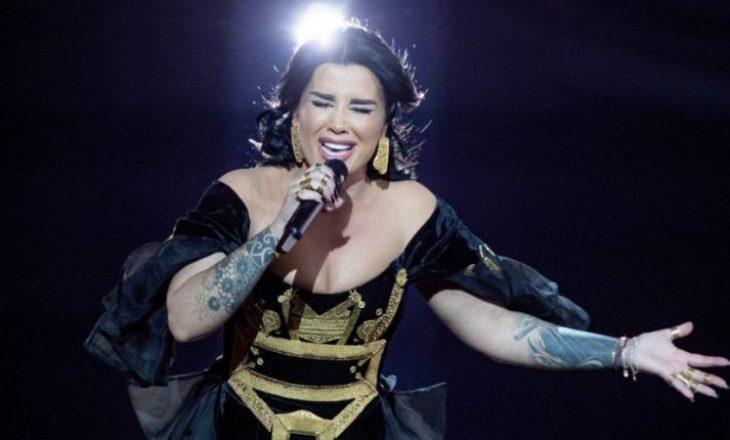 Me rinumërimin e votave në Eurovision, Shqipëria para Serbisë
