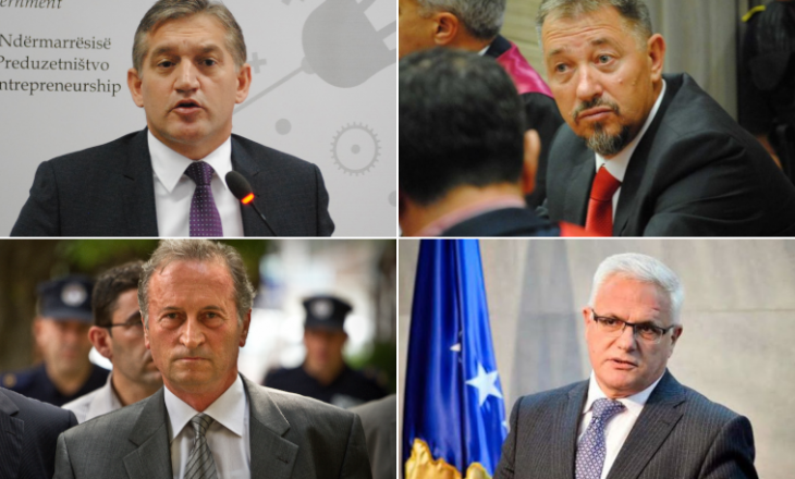 Adem Grabovci, Ukë Rugova, Azem Syla, një ministër dhe deputet – kush janë zyrtarët që SHBA nuk u jep më viza
