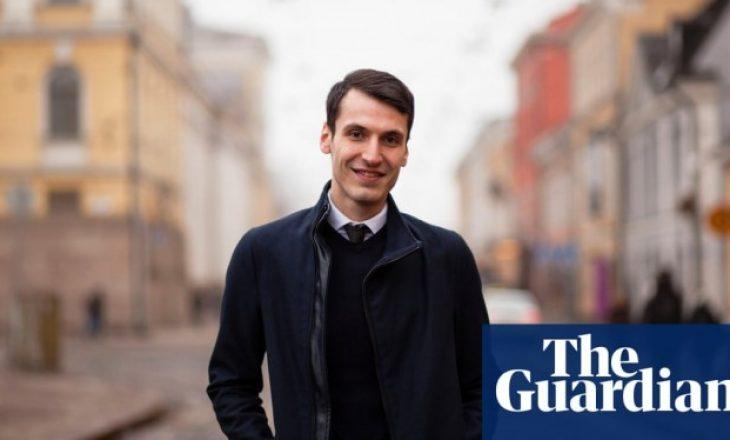 """""""The Guardian"""" shkruan për novelën e kosovarit Pajtim Statovci"""