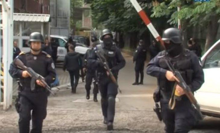 Ky është rusi që u arrestua gjatë aksionit të Policisë në Veri