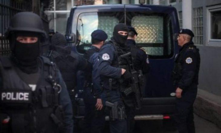 Policia operacion në nëntë lokacione në Gjakovë