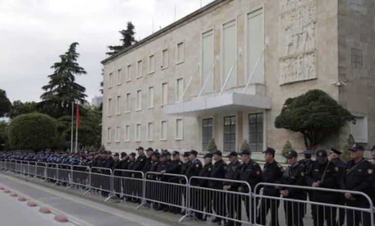 Sot protesta e opozitës, 1500 policë në gatishmëri