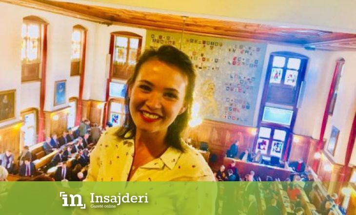 Qëndresa Sadriu deputetja e re shqiptare në Parlamentin e Cyrihut