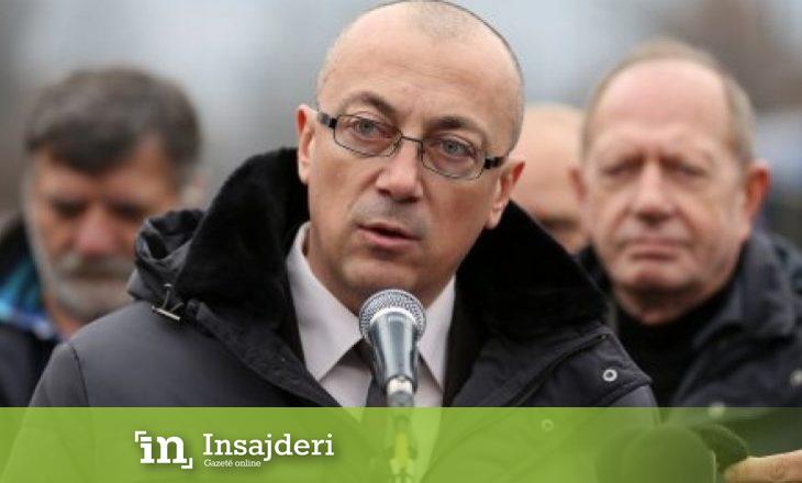 Rakiq rizgjedhet kryetar i Listës Serbe