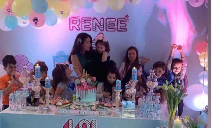 Renee feston ditëlindjen, por kjo nuk 'pritej' nga Tuna dhe Patrisi