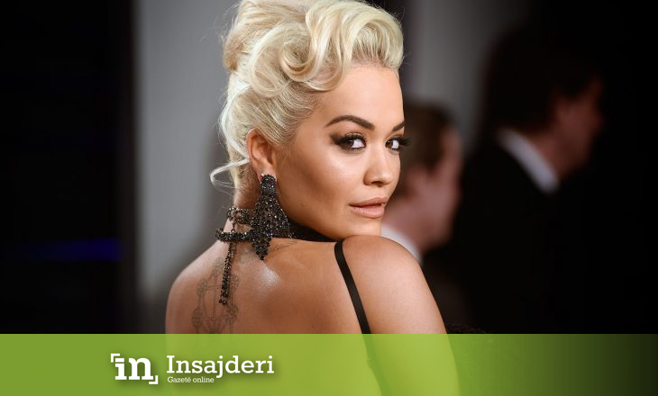 Rita Ora sërish probleme me frymëmarrjen