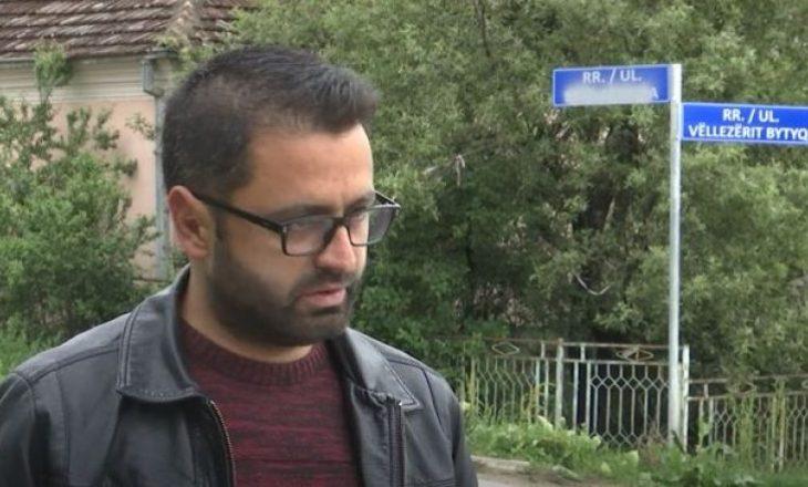 Qytetarët thonë se rrugët në Kamenicë mbajnë emrat e kriminelëve serbë