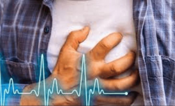 Shenjat që jep trupi 1 muaj para sulmit në zemër
