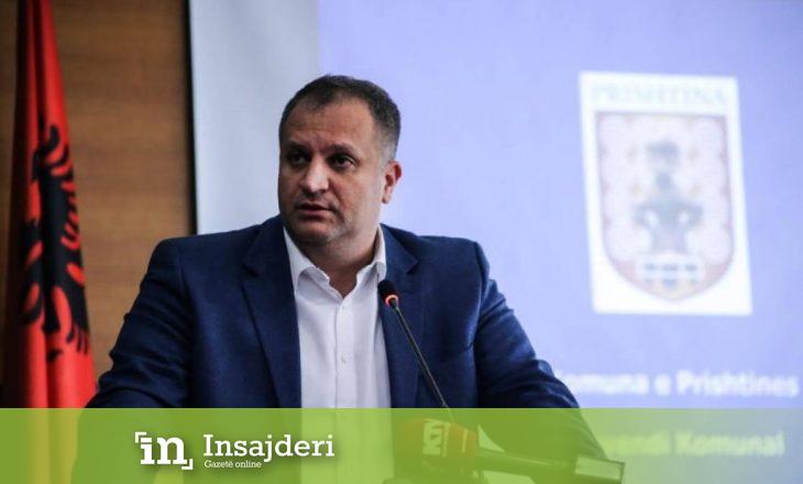 Kërcënohet në zyrën e tij Shpend Ahmeti