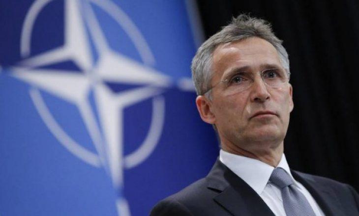 Stoltenberg do të vizitojë Maqedoninë e Veriut