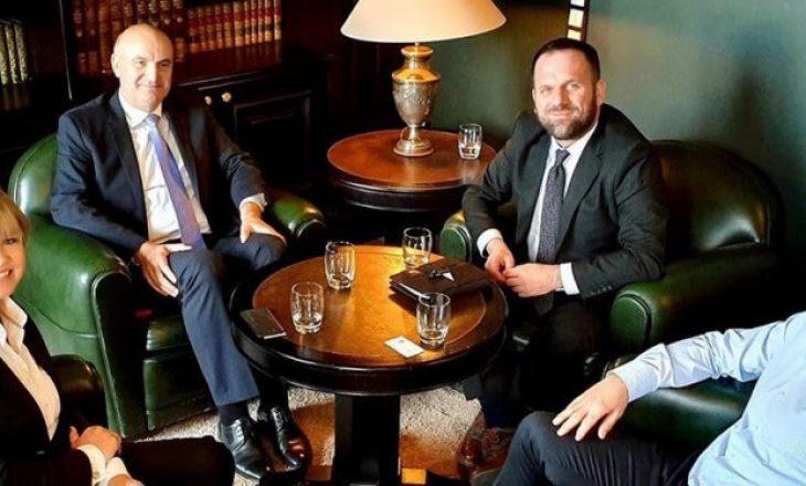 Oda Ekonomike e Kosovës avancon bashkëpunimin me Klubin Ekonomik të Dusseldorfit