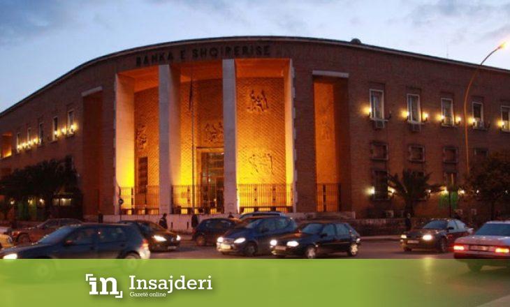 Banka e Shqipërisë rrit rezervën valutore