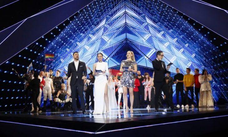Shtetet që performojnë në gjysmëfinalen e dytë të 'Eurovision 2019'