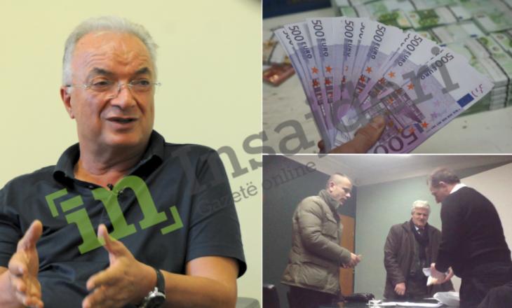 Videoja ku mashtruesit Kadri Rexhepi e Rrahim Hashimi e përfshijnë Xhavit Halitin në fajde