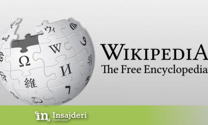 Bllokohet Wikipedia në të gjitha gjuhët