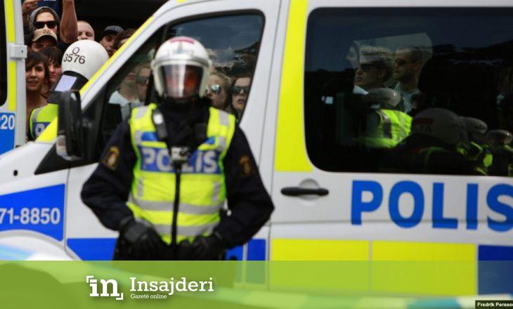 Policia suedeze po heton një pako të dyshimtë