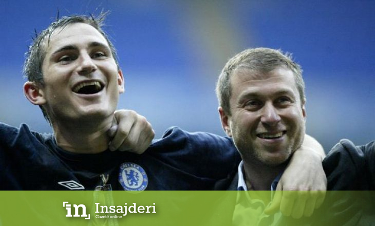 Ky është trajneri i ri i Chelseas