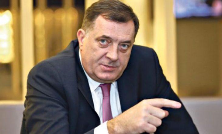 Milorad Dodik kërcënon me referendum në Bosnjë