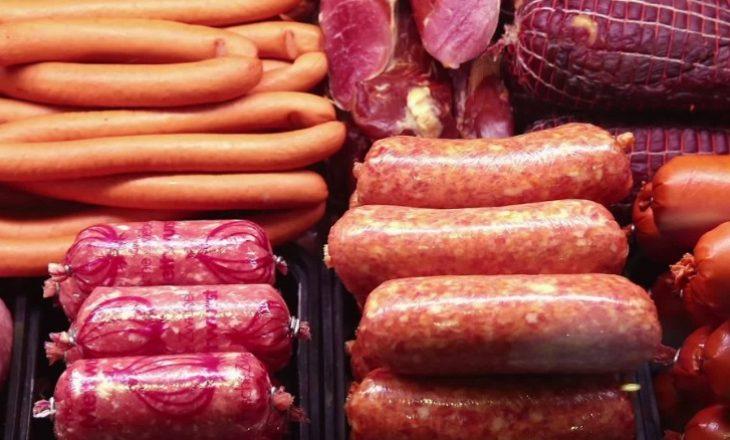 Ndryshoni zakonet e konsumimit të mishit të kuq dhe jetoni më gjatë
