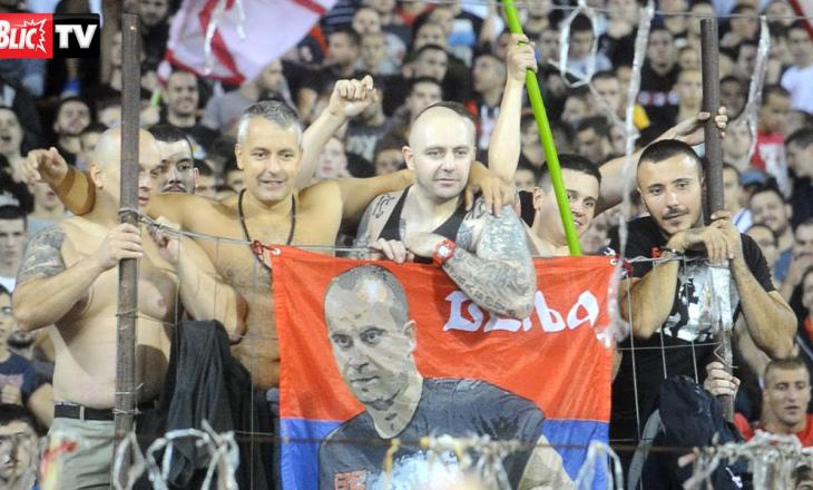 """""""Kujdes kur flisni për Vokrrin!"""", sulmi ndaj Ivan Bogdanov dhe huliganëve!"""