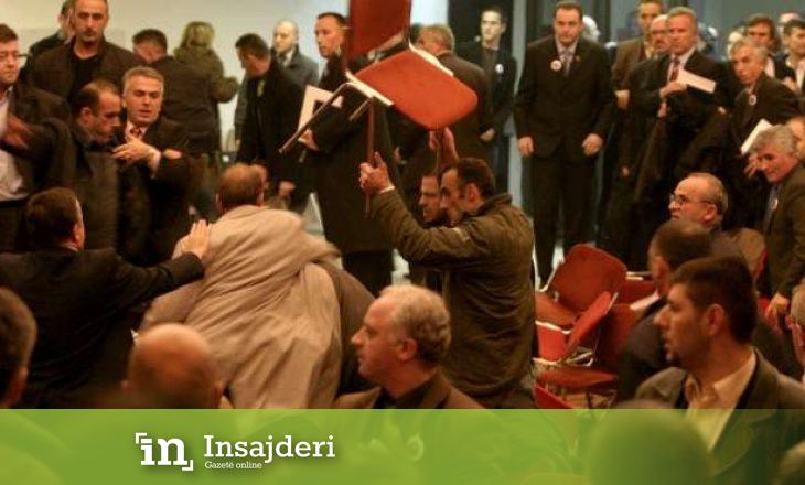 Shikojeni edhe njëherë përleshjen më të famshme për karrige në LDK