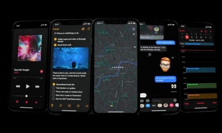 Cilat janë të mirat e modës së errët të Iphone?