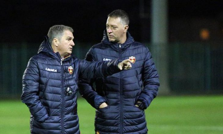 Ndihmës trajneri i Malit të Zi befason me deklaratën e tij për Kosovën