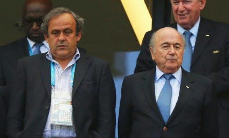 Arrestimi i Platini, reagon ish-presidenti i FIFA-s: Surprizë e madhe