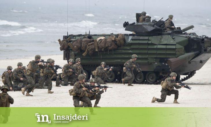 Flota amerikane udhëheq stërvitjen e NATO-s në Baltik