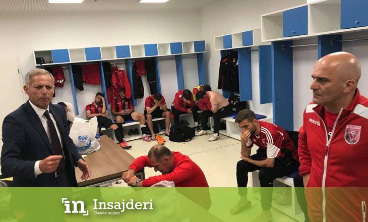 Zyrtare: FFK-ja e dënon me 6 muaj Agim Canën